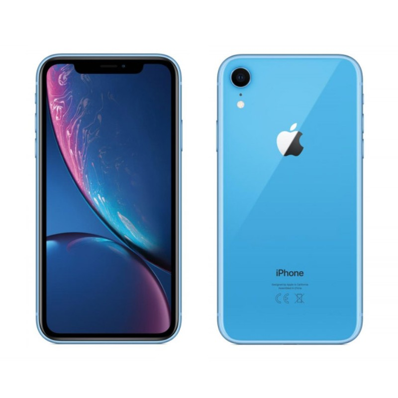 Apple iPhone XR 64GB Blue Price In Pakistan , Home Shopping