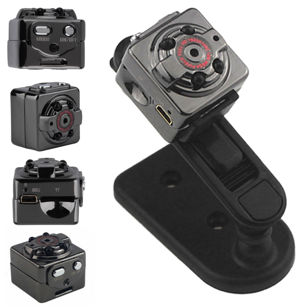 Hidden Mini Camera SQ8 Night Vision Price In Pakistan