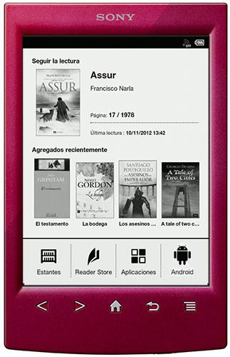 sony reader manual prs t2