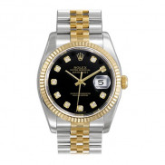 Rolex 116233 Black Diamond Watch Price in Pakistan  Homeshopping