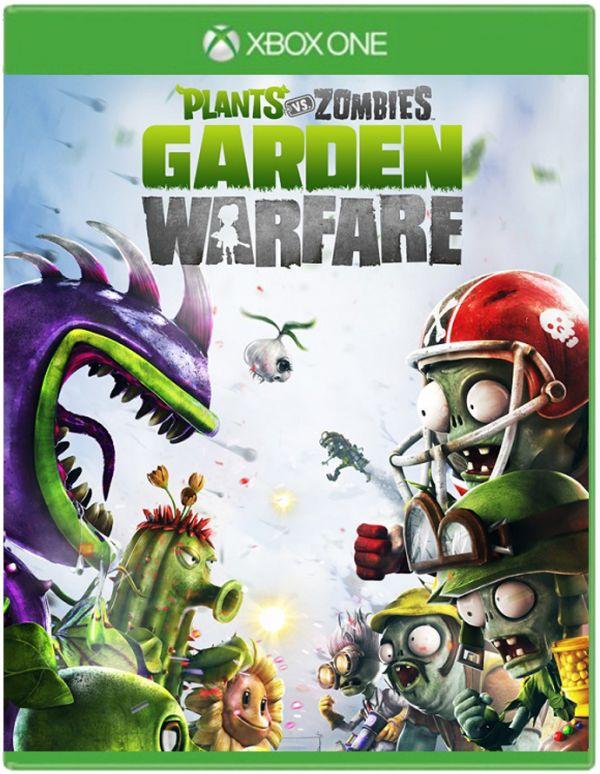 Plants Vs Zombies Garden Warfare Xbox One Image