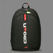 CROWN Laptop Backpack Vigorous X02 SIZE 156 BPV215 Black Price in Pakistan