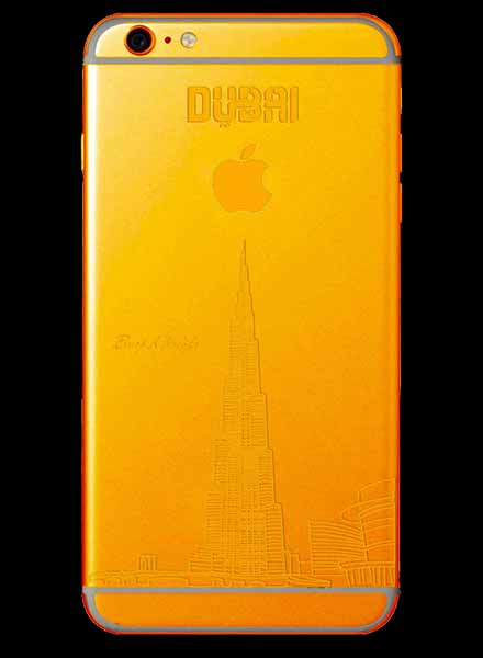 the best attitude c320d 3e87f Apple iPhone 6s 24 Karat Gold Plated