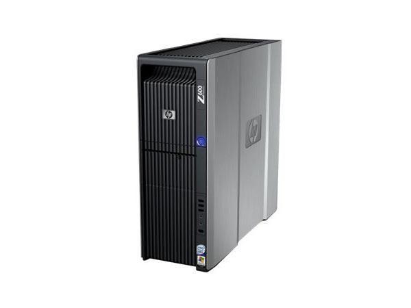 HP Z600 Workstation Barebone - Dual Intel Xeon CPU Support w/ 650W PSU