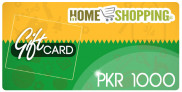 Homeshopping Gift Card PKR 1000 In Pakistan