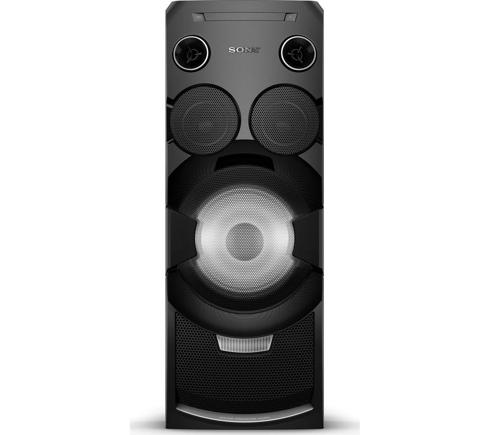 Wireless bluetooth hi fi system for home mhc v7d sony uk -  Theatresony Mhc V7d High Power Home Audio System With Bluetooth Image