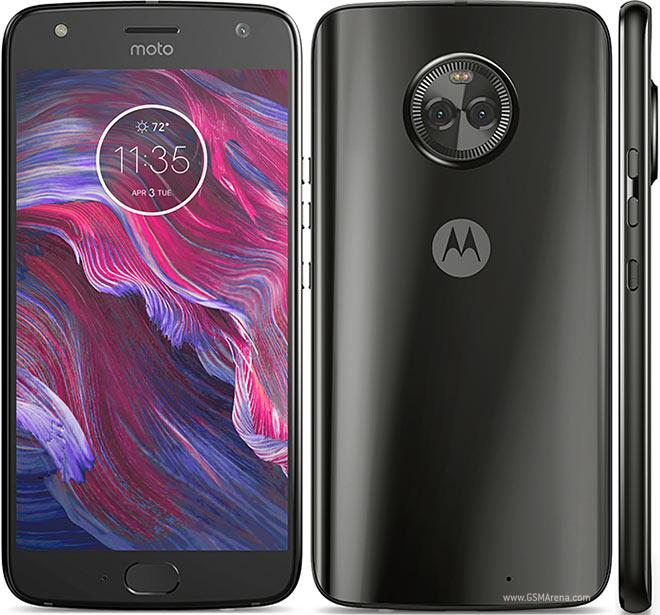 Motorola Moto X4 (4G, 3GB RAM, 32GB ROM,Black) American Stock