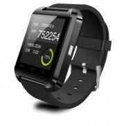 Android Smartwatch U8 Black Price in Pakistan