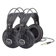 Samson SR850 Twin Studio Headphones Pack of 2 price in Pakistan