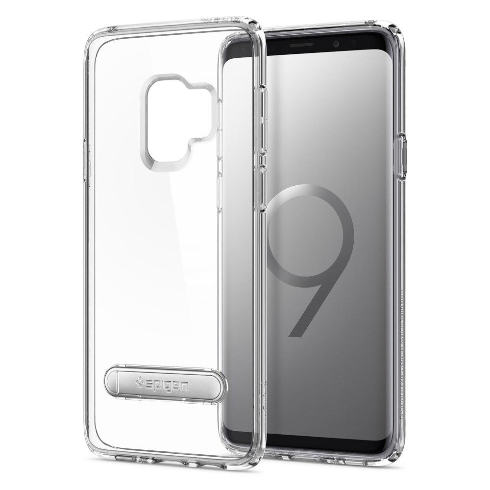 Galaxy S9 Plus Spigen Hybrid S Case Crystal Price In Paki Note 9 Slim Armor Original Clear Samsung Ultra