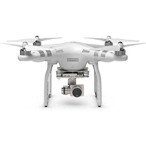 Dji Phantom 3 Advanced Quadcopter Drone W Extra Battery