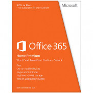 Microsoft Office 365 Home Premium 3264BIT with One year sub OFF365 in Pakistan