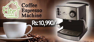 E-lite Coffee Espresso