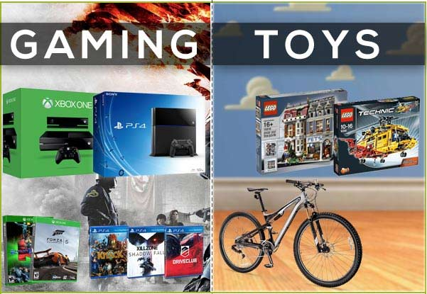 HSN Gaming And Toys