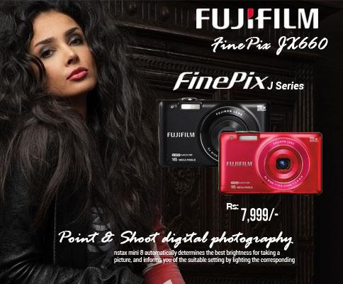 FinePix JX660