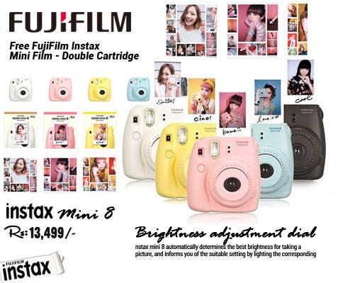 Fujifilm Intax mini 8