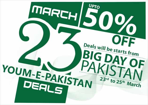 23rd March Deals