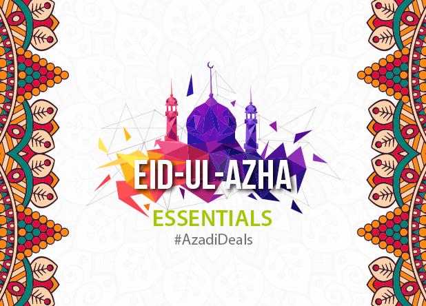 Eid-UL-Azha Essentials