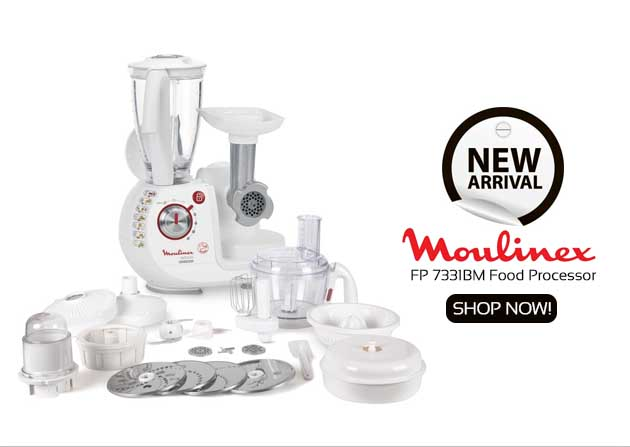 Moulinex Food Processor New Arrival