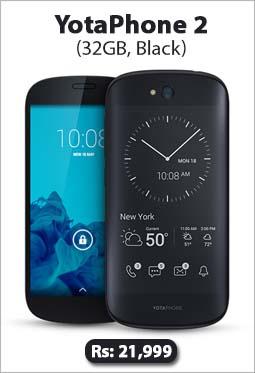 Yota YotaPhone 2 (32GB, Black)