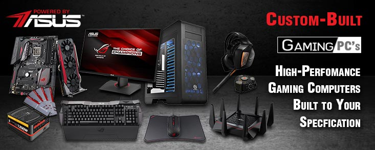 Custom Gaming PC