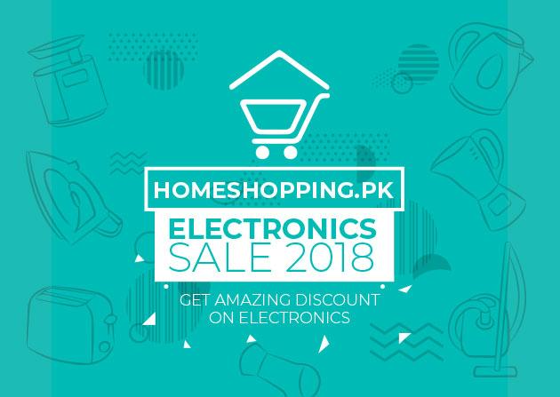 Electronic Sale 2018