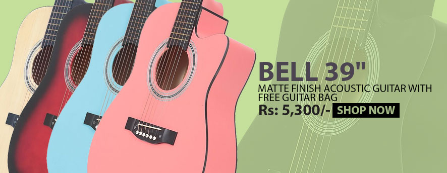 Bell 39-Matte Finish Acoustic Guitars