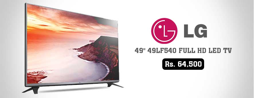 LG 49 49LF540 FULL HD LED TV
