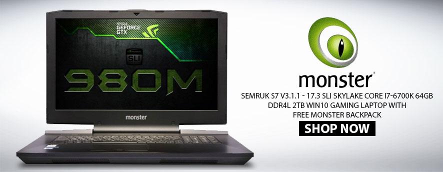 Monster SEMRUK S7 V3.1.1