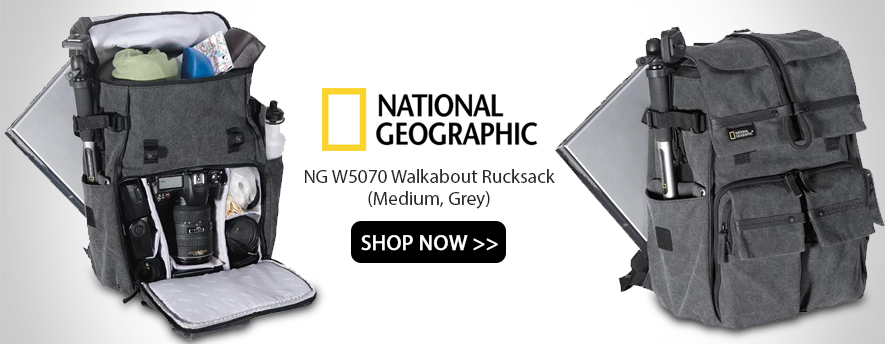 National Geographic NG W5070 Walkabout Rucksack