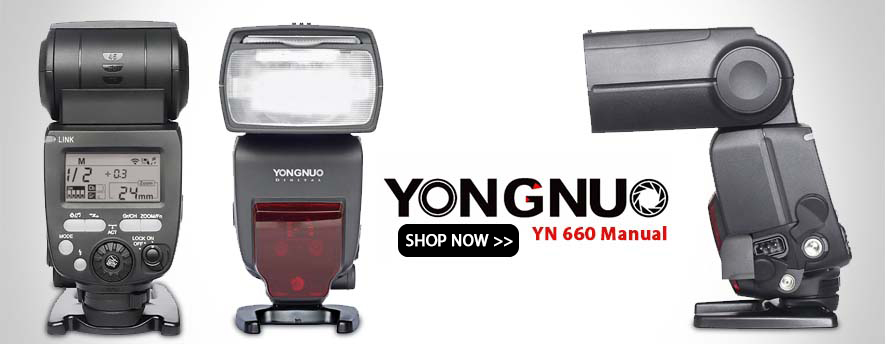 Yongnuo YN 660 Manual