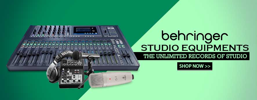 Behringer Studio Equipments
