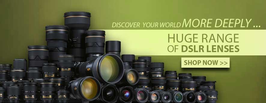 Digital SLR Lenses