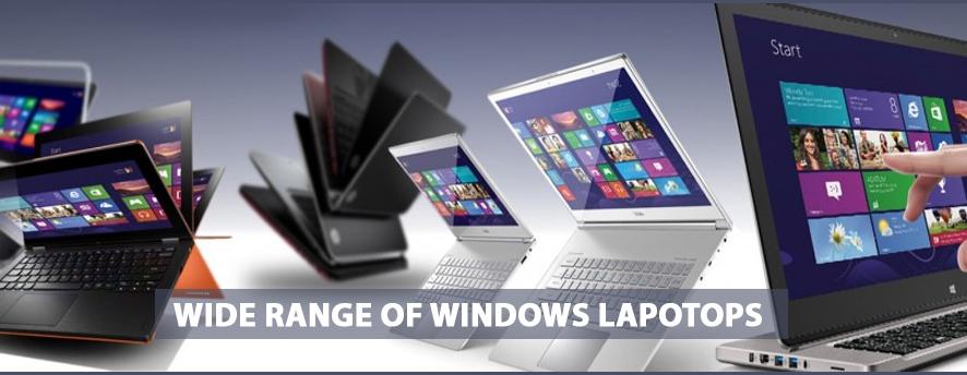 Window Laptops