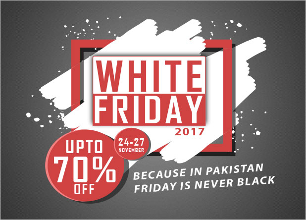White Friday 2K17
